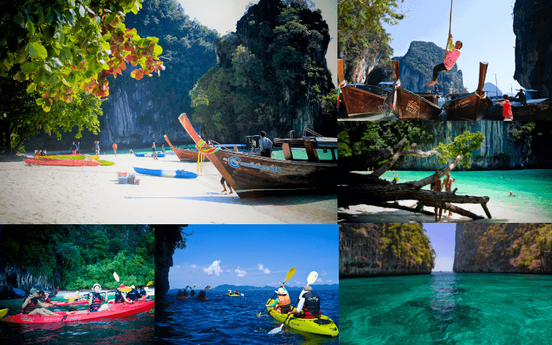 hong islands krabi