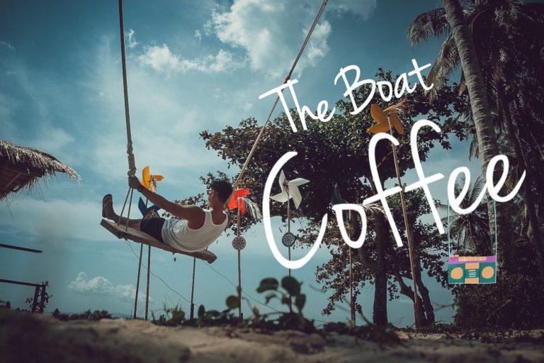 ร้านกาแฟ ติดทะเล กระบี่