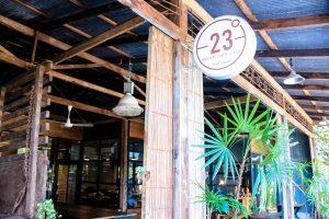 ร้านกาแฟ โรงคั่วกาแฟ 23 Roasters Coffee & Cafe จังหวัดกระบี่