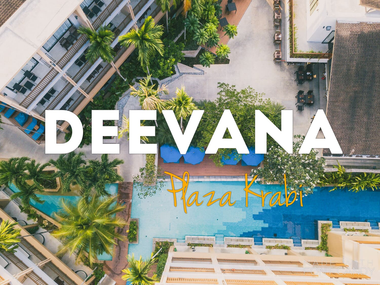 Review Deevana Plaza Krabi